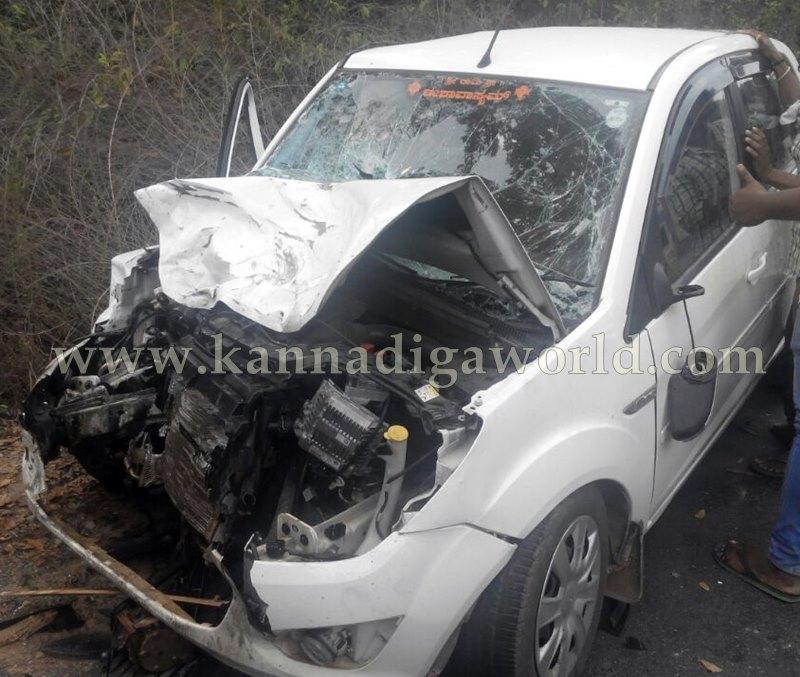 Hiriyadaka_Car accident_suresh bhat Death (8)