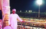 OmanPride: Omani singer wows at World Culture Festival in New Delhi