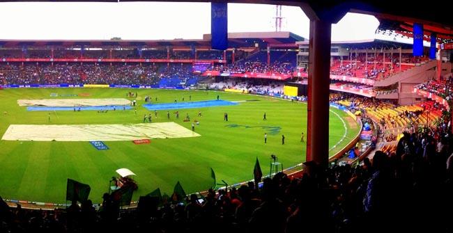 M.Chinnaswamy-Stadium