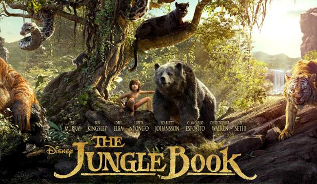 The Jungale Book