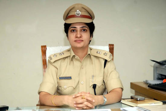 IPS Officer Sonia Narang.Express photo by Nagaraja Gadekal