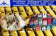 CUSTOMS SEIZES CONTRABAND VALUED OVER Rs.93 LAKHS AT MANGALURU INTERNATIONAL AIRPORT