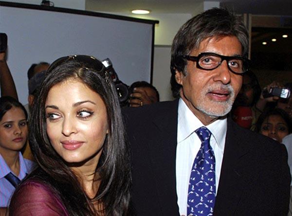Amitabh Bachchan - Aishwarya Rai