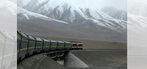 China-Rail-route