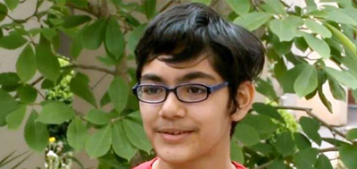 Indo-American-boy