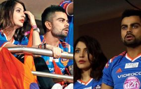 When Anushka Sharma and Virat Kohli stepped out to celebrate RCB's win