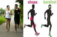 Running barefoot is better than running with shoes for working memory