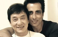 Sonu Sood and Jackie Chan wrap up Kung Fu Yoga