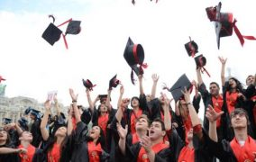 UK university bans throwing of graduation hats over 'health concerns'