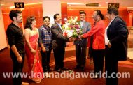 "DR. B.R. SHETTY INAUGURATED ""EK ASLYAR EK NA"" KONKANI HIT MOVIE 2 HOUSEFUL SHOWS IN ABU DHABI"