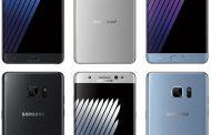 Samsung Galaxy Note 7 ಚಿತ್ರಗಳು