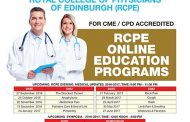 Gulf Medical University's 'Center for Advanced Simulation in Healthcare' Associates with Royal College of Physicians of Edinburgh to Deliver Online Education Programs