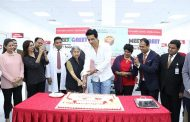 Bollywood Actor Sonu Sood Meets & Greets Fans at First Anniversary Celebrations of Thumbay Clinic Dubai