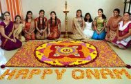 'Onam' the festival of harvest!!!!!