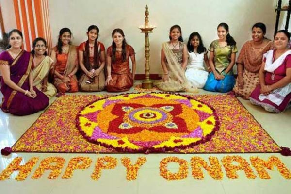 an overview of the onam festival of kerala Onam is a godlike festival from the god's own country it is the time of the year when kerala is exhilarated with trumpets, drums, elephants, boat races, dances, art, music, floral decorations, lights, colours, rituals and the delicious onasadya without which the celebrations are incomplete.