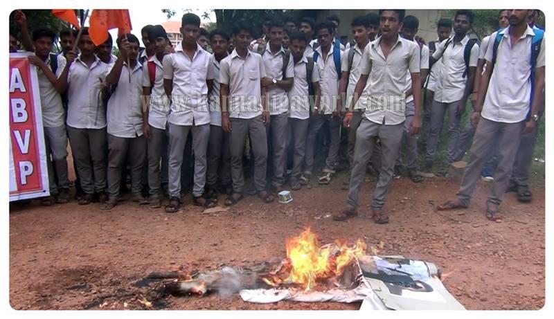 kundapura_abvp_protest-11