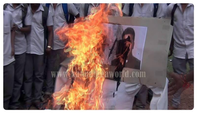 kundapura_abvp_protest-3