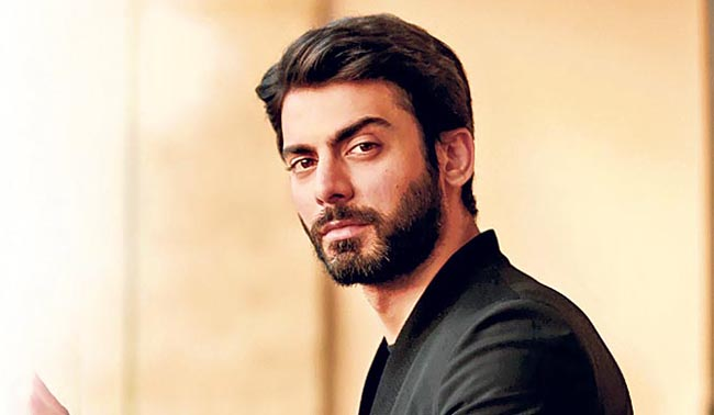 New Delhi, India-20140915:Bollywood actor Fawad Afzal Khan posing for a profile shoot during an exclusive interview with HTCity-Hindustan Times during the promotion of his upcoming movie Khoobsurat on September 15, 2014 in New Delhi, India.Photo: Raajesh Kashyap/HTCity