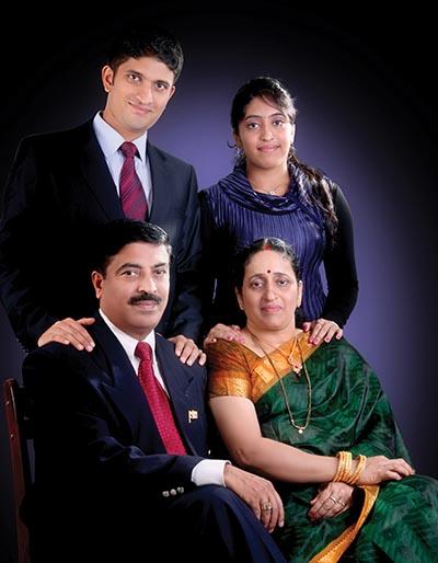 ganesh-rai-family