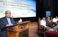B.R. Ambedkar is a Global Icon: Prof. Kumar