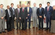 Gulf Medical University's New Board of Governors Meet; Commit to Transform the University into the First Private 'Academic Health System' in the Region