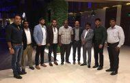 Dubai: SDPI Delegation Meets Karnataka Ex-Chief Minister H.D. Kumaraswamy