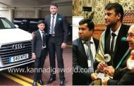 Global Diversity Award to Sandalwood star Darshan – No Role in British Government..!