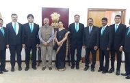 TKK Managing Committee Met Indian Ambassador