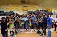 Mogaveer's Association Kuwait (MAK)holds 2nd Indoor National Level Volley Ball & Throw ball Tournament