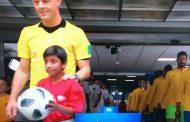 ಫಿಫಾ ವಿಶ್ವಕಪ್ 2018ರಲ್ಲಿ ಇತಿಹಾಸ ನಿರ್ಮಿಸಿದ ತಮಿಳುನಾಡಿನ 11 ವರ್ಷದ ಬಾಲಕಿ