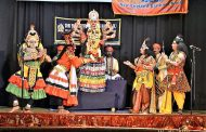 MAHISHA VADHE – YAKSHAGANA BY PATLA SATHISH SHETTY AND TEAM
