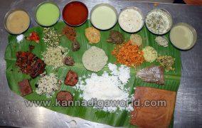 ವಕ್ವಾಡಿ ಗುರುಕುಲ ಶಾಲೆಯಲ್ಲಿ ಸಾಂಪ್ರಾದಾಯಿಕ ಸಸ್ಯಗಳ ಆಹಾರಗಳ ಸವಿ 'ಸಸ್ಯಾಮೃತ'!