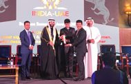 Fortune Group of Hotels, UAE wins the Best Company of the year 2018 – Hospitality & Leisure at India – UAE Business Summit & Awards