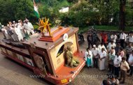ಮಂಗಳೂರಿಗೆ ಆಗಮಿಸಿದ ಗಾಂಧಿ ಅಭಿಯಾನ- 150 ಜಾಥಾ