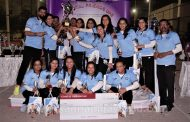 Coastal Friends UAE CUP 2018 – Throwball Tournament: Coastal Friends UAE Won the Men's CUP- Bunts Dubai Won the Women's CUP