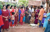 ನಗರ ಬ್ಲಾಕ್ ಕಾಂಗ್ರೆಸ್ ವತಿಯಿಂದ ಗೋ ಪೂಜೆ