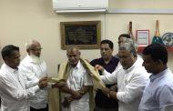 ಮಸ್ಕತ್'ನಲ್ಲಿ ಎಂ.ಅಹ್ಮದ್ ಬಾವ ಪಡೀಲ್ ಅವರಿಗೆ ಸನ್ಮಾನ