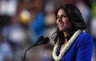 2020 ರ ಅಮೆರಿಕಾ ಅಧ್ಯಕ್ಷೀಯ ಚುನಾವಣೆಗೆ ಭಾರತೀಯ ಮೂಲದ ತುಳಸಿ ಗಬ್ಬಾರ್ಡ್ ಸ್ಪರ್ಧೆ