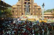 ಧರ್ಮಸ್ಥಳ: ಬಾಹುಬಲಿಗೆ ವಿವಿಧ ಮಂಗಲ ದ್ರವ್ಯಗಳಿಂದ ಮಸ್ತಕಾಭಿಷೇಕ – ಪೂರ್ಣ ಕುಂಭ ಅಭಿಷೇಕದೊಂದಿಗೆ ಮಸ್ತಕಾಭಿಷೇಕ ಸಂಪನ್ನ