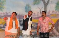 ದುಬೈಗರ ಮನಸೂರೆಗೊಂಡ ದುಬೈ ಗಮ್ಮತ್ ಕಲಾವಿದರ 'ಬಯ್ಯಮಲ್ಲಿಗೆ' ನಾಟಕ