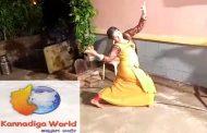 'ಯಾರೇ ನೀ ಭುವನ ಮೋಹಿನಿ'…ಯುವತಿ ಹಾಕಿದ ಯಕ್ಷಗಾನ ಸ್ಟೆಫ್ ಫುಲ್ ವೈರಲ್!