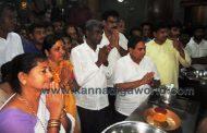 ಹುಟ್ಟೂರಲ್ಲಿ ಸಚಿವ ಕೋಟರಿಗೆ ಅಭಿಮಾನದ ಸ್ವಾಗತ: ಸಾಸ್ತಾನದಲ್ಲಿ ಮಾದರಿಯಾದ `ವೆಲ್ಕಮ್' ! (Video)