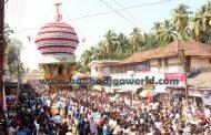 'ಹರ ಹರ..ಮಹಾದೇವ…': ವಿಜೃಂಭಣೆಯ 'ಕೊಡಿ ಹಬ್ಬ'ಕ್ಕೆ ಸಾಕ್ಷಿಯಾದ ಸಹಸ್ರಾರು ಭಕ್ತರು