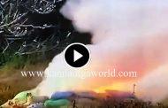 ವಿಮಾನ ನಿಲ್ದಾಣದಲ್ಲಿ ಪತ್ತೆಯಾದ ಬಾಂಬ್ ನಿರ್ಜನ ಪ್ರದೇಶದಲ್ಲಿ ಸ್ಫೋಟ: ದುಷ್ಕರ್ಮಿಗಳ ಬಾಂಬ್ ಸ್ಪೋಟದ ಸಂಚು ವಿಫಲ