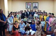 NEWLY ELECTED PRESIDENT OF INDIA SOCIAL & CULTURAL CENTRE – YOGESH PRABHU KARKALA