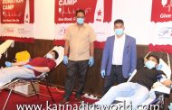 Fortune Group of Hotels – A Praveen Shetty Enterprise organized a Blood donation drive