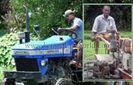 ಹಡಿಲು ಭೂಮಿಯಲ್ಲಿ ಕೃಷಿ ಮಾಡುವ ಗೋಪಾಡಿಯ ಉಡುಪರಿಗೆ ಸಾಥ್ ಕೊಟ್ಟ ಕಾರ್ಪೆಂಟರ್ ಯುವಕ..! (Video)