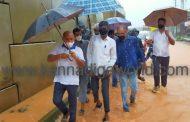 ಕೆರೆಯಾದ ಕುಂದಾಪುರ ರಾಷ್ಟ್ರೀಯ ಹೆದ್ದಾರಿ- ಸಚಿವರ ಕಾರು ಅಡ್ಡಗಟ್ಟಿ ಆಕ್ರೋಷ..! (Video)