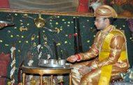 ರಾಜವಂಶಸ್ಥ ಯದುವೀರ್ ರಿಂದ ಮೈಸೂರು ಅರಮನೆಯಲ್ಲಿ ಆಯುಧ ಪೂಜೆ