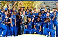 13ನೇ ಆವೃತ್ತಿಯ ಐಪಿಎಲ್ನಲ್ಲೂ ಪ್ರಶಸ್ತಿ ಗೆದ್ದುಕೊಂಡ ಮುಂಬೈಗೆ 5ನೇ ಬಾರಿ ಐಪಿಎಲ್ ಚಾಂಪಿಯನ್ಪಟ್ಟ